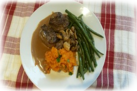 Filet Mignon de Chevreuil